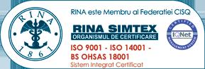 RINA SIMTEX - Organismul de certificare